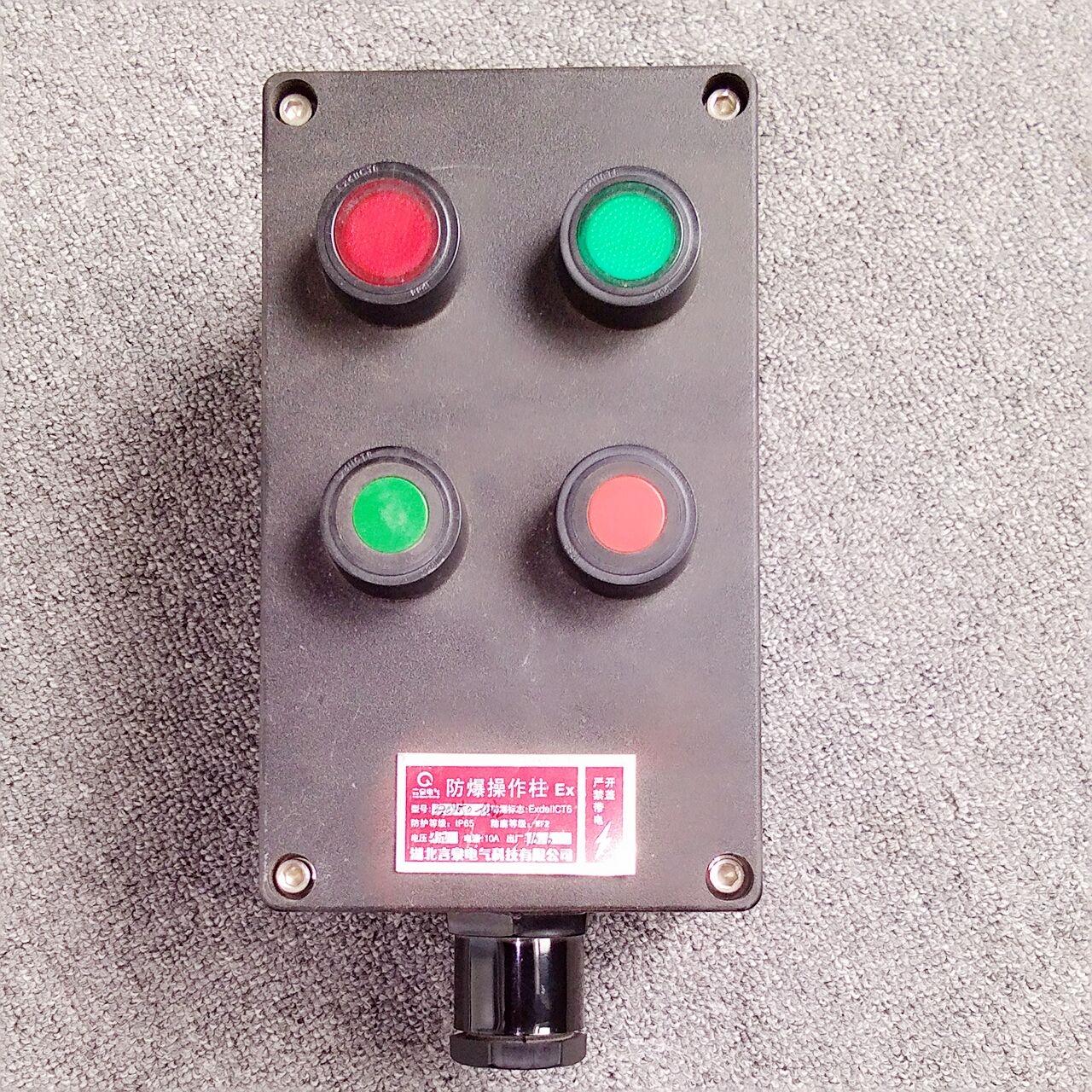 辽宁ZXF8030化工厂防爆就地控制电源箱