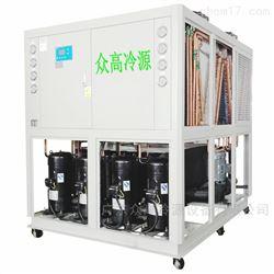 恒温4度海鲜预冷水槽降温用海水制冷机