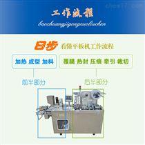 DPP-115小型全自动胶囊泡罩包装机