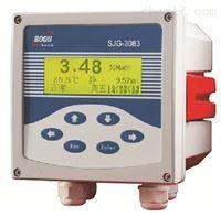 工業在線酸堿鹽濃度計控制器