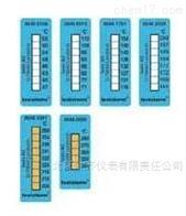 testoterm - 条形温度贴(+116 ~ +154 °C)