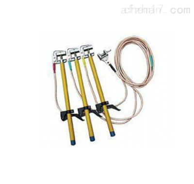 JDX绝缘护套软铜接地线 电厂专用高压接地线