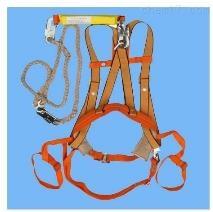 围杆绳式 双控双保险安全带