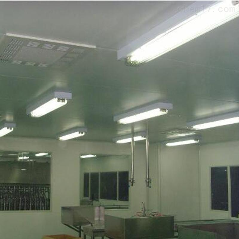 BJY3*18W三管四管食品储存间防爆防腐净化灯