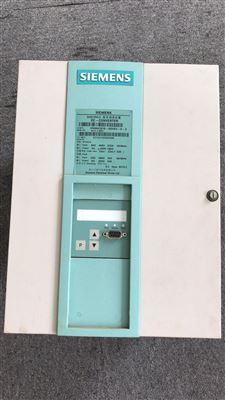 嘉峪关快速抢修西门子6RA7081面板不显示维修专业维修