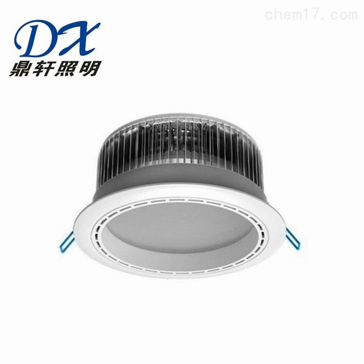 鼎轩照明20W防雾筒灯嵌入式明装式