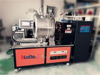 KZG-22kg带测温真空熔炼炉 实验真空炉