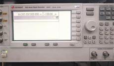E8267D反复重启或死机Keysight信号发生器
