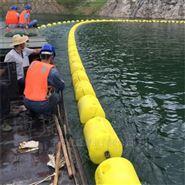 组合式拦污浮漂 水电站穿绳浮漂批发