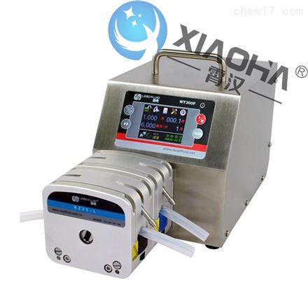 WT300F分配智能型蠕动泵KZ25-L泵头