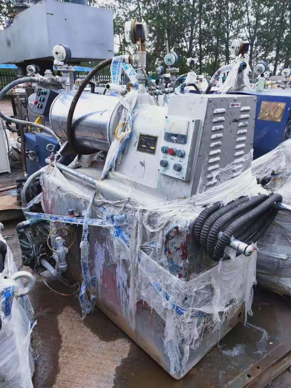 回收二手油墨砂磨机10L 20L 30L 50L 60L等