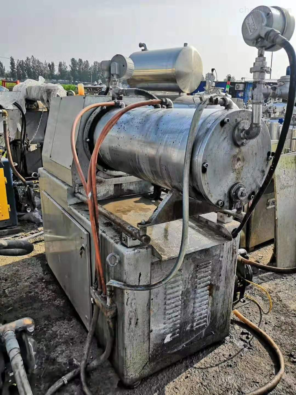 5L-300L回收二手锆珠砂磨机加工污染少耐用