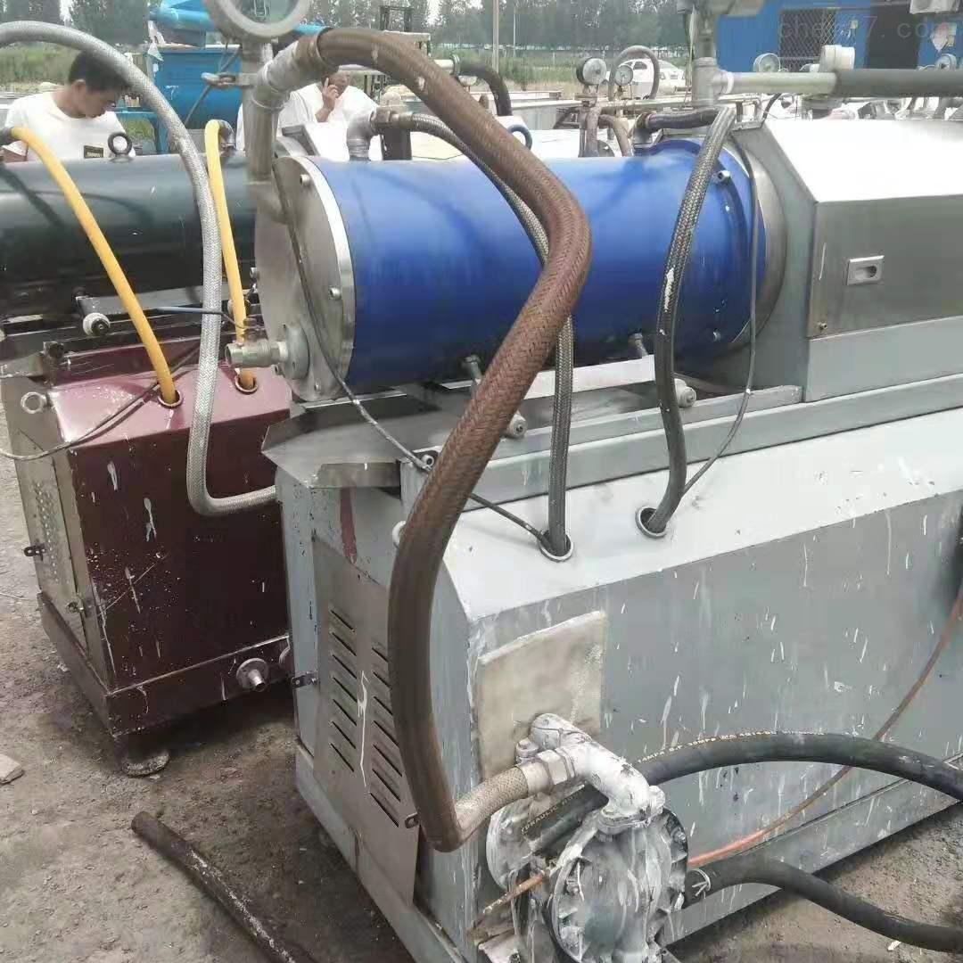 回收二手悬浮剂卧式砂磨机能耗比率低
