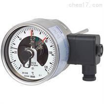 德国威卡WIKA带电接点的双金属温度计