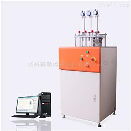 SRW-300B热变形维卡软化点温度测定仪(三工位)