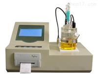 YCWS全自动绝缘油微量水分测定仪