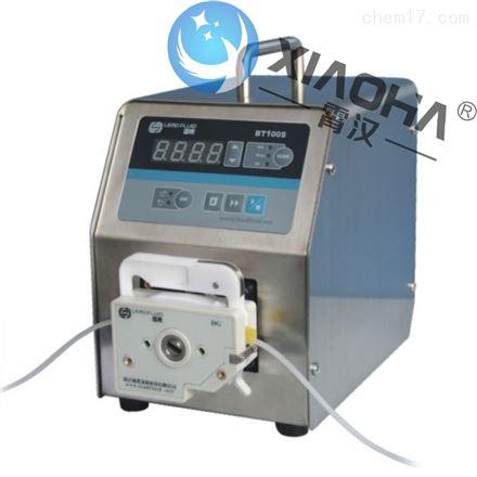 BT100S基本调速型蠕动泵DG泵头
