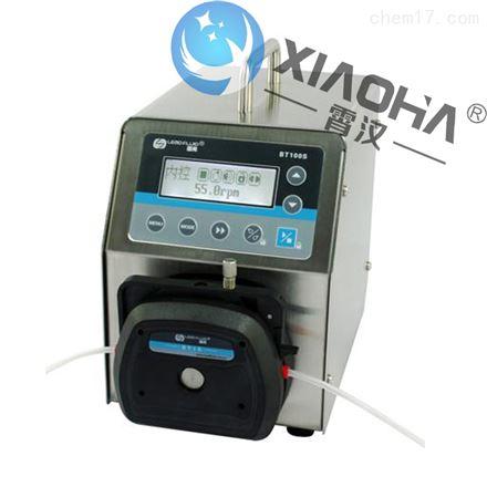 BT100S基本调速型蠕动泵DT泵头