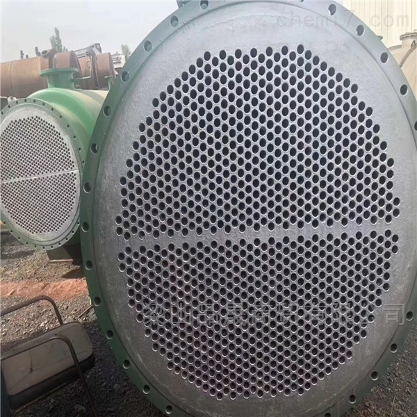 哪里有二手冷凝器--50平方