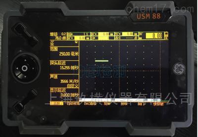 USM 88便携式超声波探伤仪