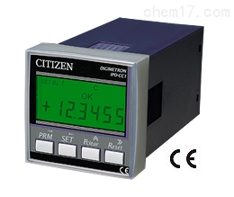 日本西铁城IPD系列计数器7级排序和峰值测量