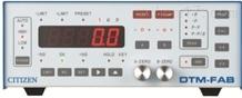 控制测量仪配备峰值功能日本Citizen西铁城