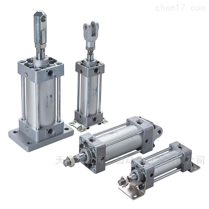 金器Mindman标准气缸MCQA-11-40-100M