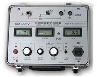 GM-20kV可调 高压数字兆欧表