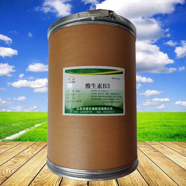 河北维生素B3 烟酸生产厂家