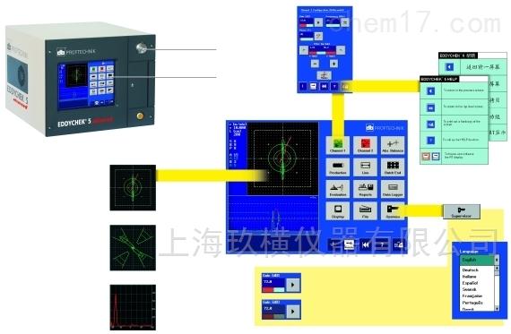EddyChek-6 Advanced 新型涡流探伤仪