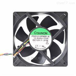 建準SUNON PWM調速風扇 PSD1212PMB1-A現貨