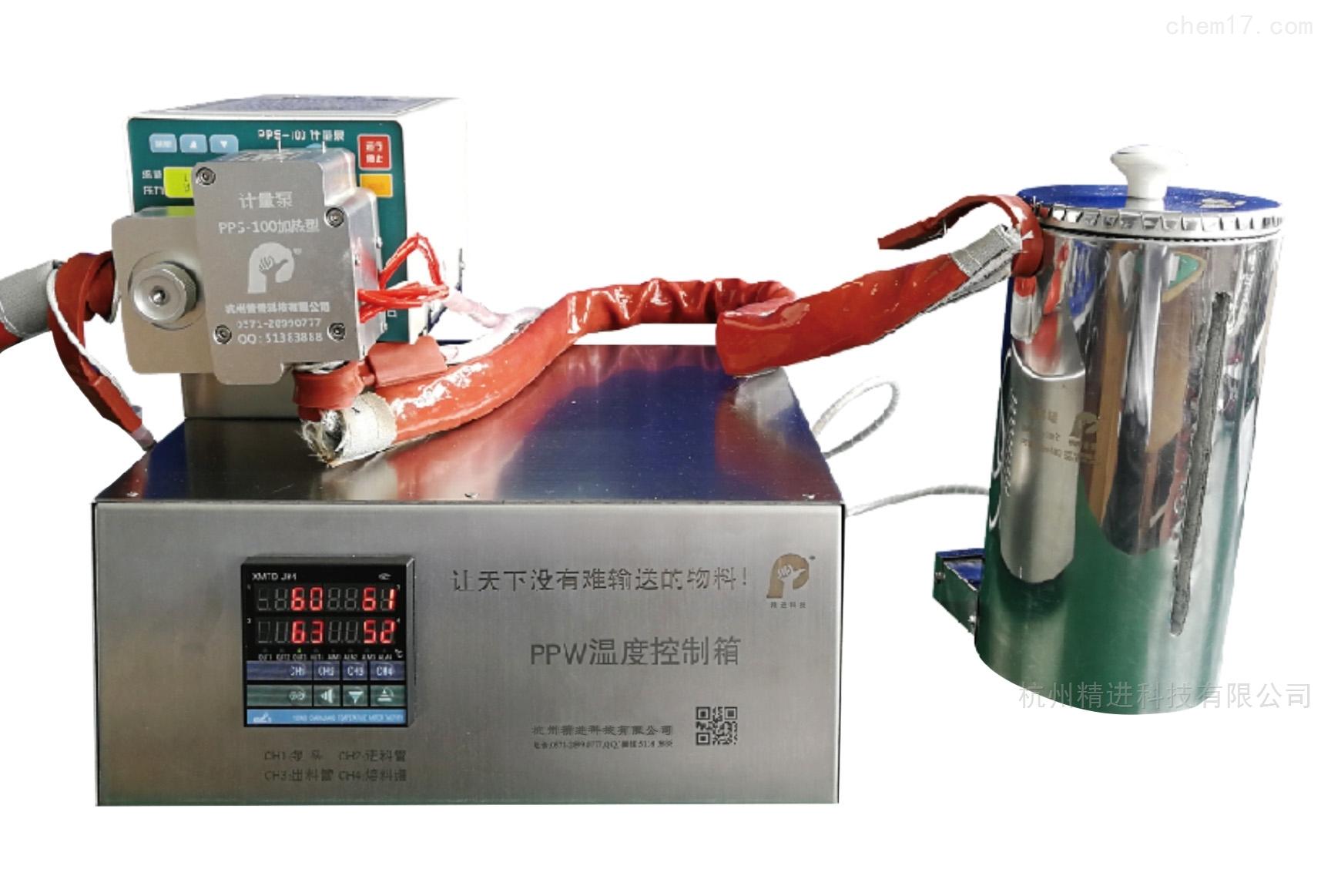 PPS系列高温小流量高精度进料泵