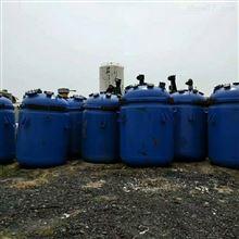 回收二手5吨搪瓷反应锅