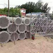 回收二手200平方搪瓷冷凝器