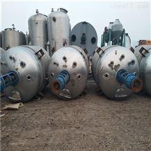 低价转让二手15吨不锈钢反应釜