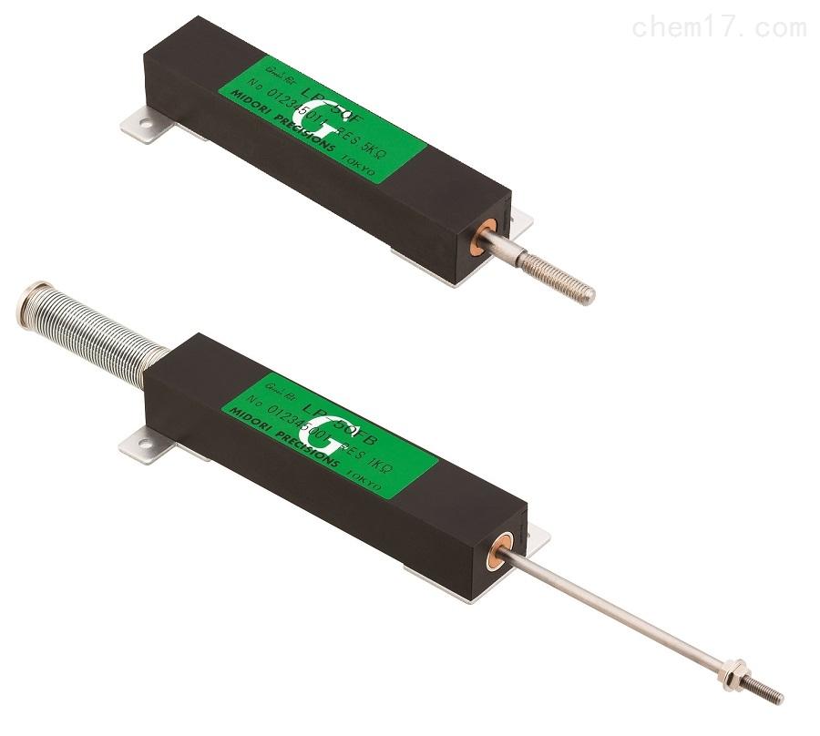 日本midori绿测器直线位移传感器