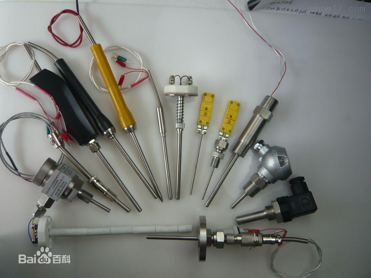 凯装热电偶结构