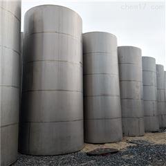 回收二手不锈钢储罐 出售1-60立方储罐