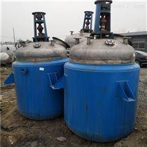 1-15吨出售二手不锈钢反应釜价格
