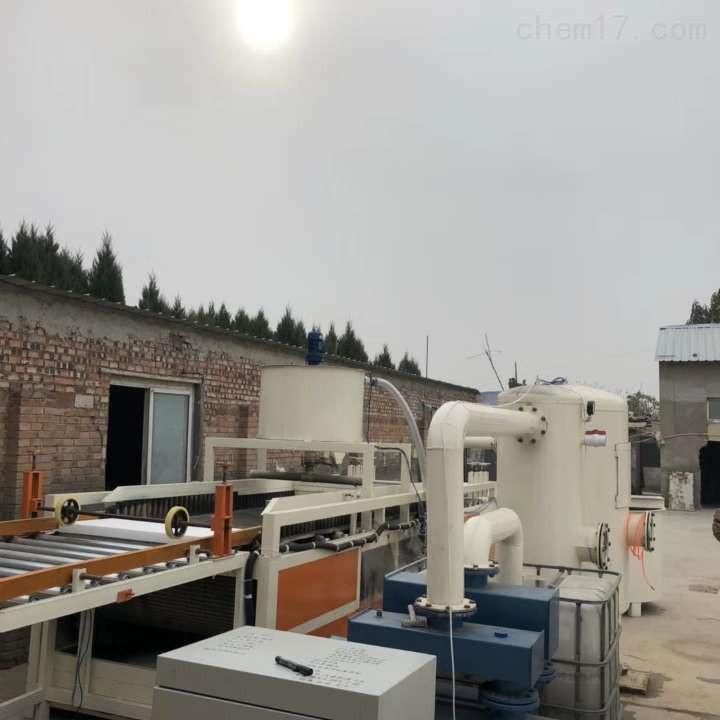 濮阳热固复合渗透水泥硅质板设备出厂价