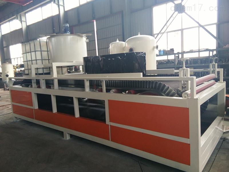 天水专业A级硅质聚苯板设备出厂价