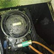 当天修复解决西门子1PH8主轴电机编码器坏