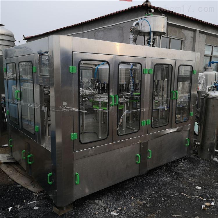 求购回收闲置纯净水灌装机自动生产线