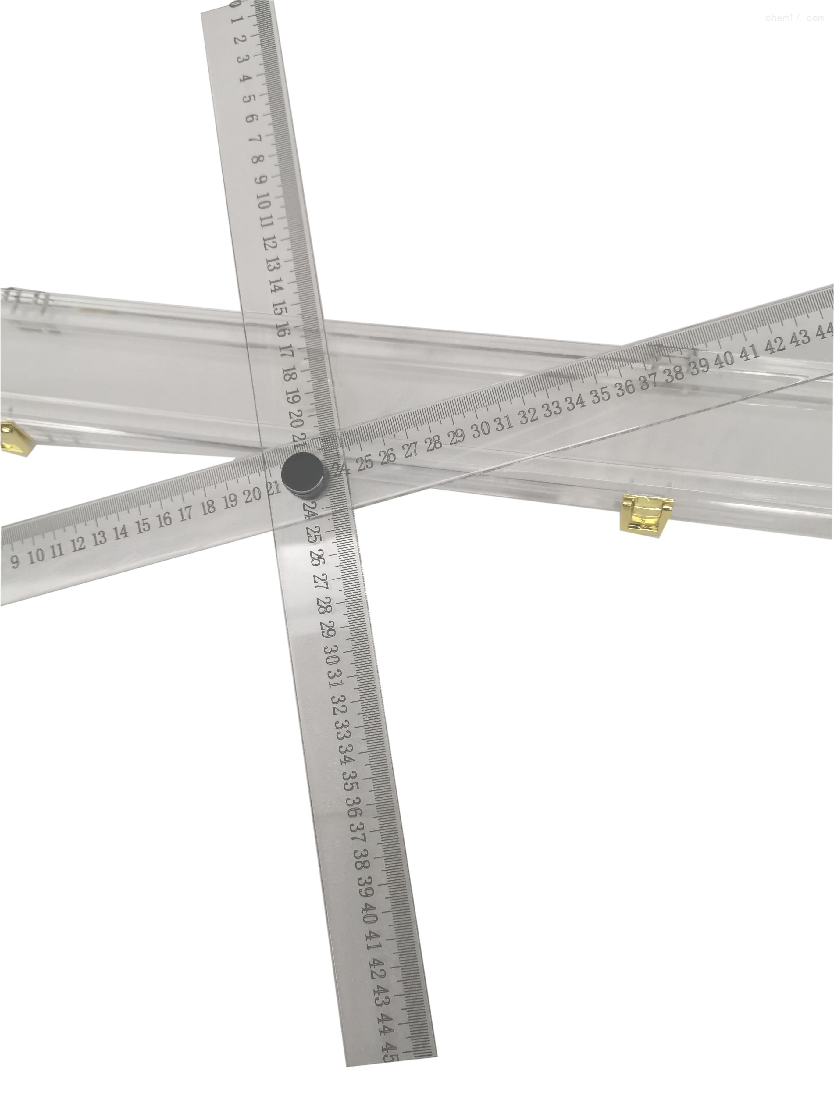 十字X射線不透射線顯影鉛尺