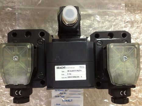 德国KRACHT齿轮流量计VCA0.2EBR1特价选型