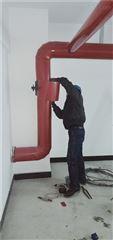 中央空调排水管保温安装工程