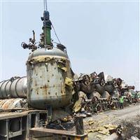 供应二手10吨钛材反应釜现货供应