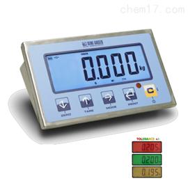 三色報警不銹鋼IP68防水稱重控制器
