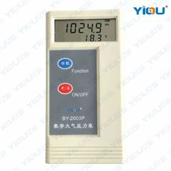 BY-2003PYIOU品牌BY-2003P数字大气压力表(温湿度)