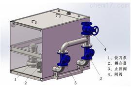 卫生间污水提升装置选型数据